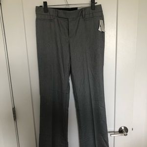 New! Gray Business Professional Pants